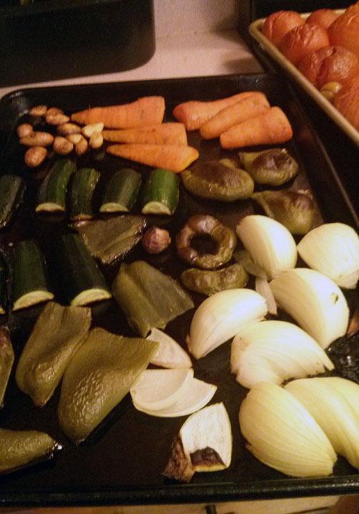veggiespostroast
