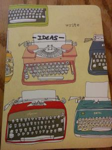 Screw it. Just made a new idea notebook.