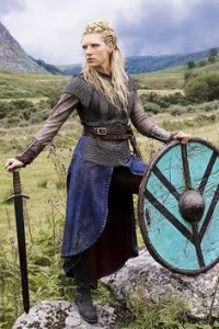 You sometimes have to be a Viking Shieldmaiden to be an Autism Mom.
