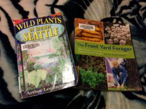 Latest foraging knowledge haul from the library.